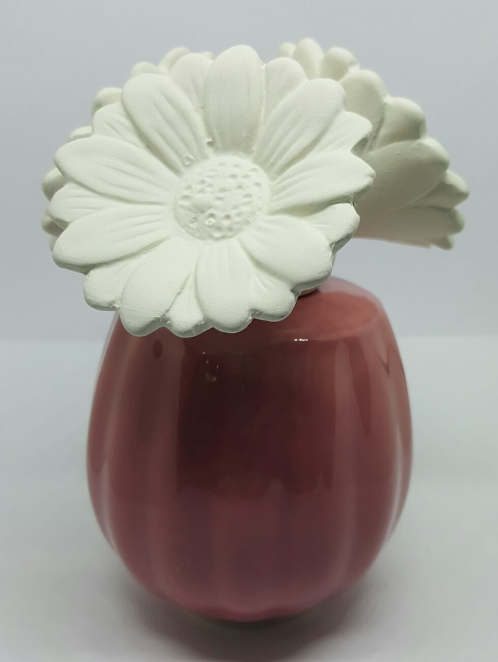 Ceramic Aroma Diffuser Flowers Scent